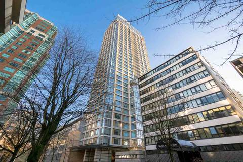 Condo for sale at 1028 Barclay St Unit 3401 Vancouver British Columbia - MLS: R2383276
