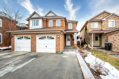 Townhouse for sale at 3401 Scotch Pine Gt Mississauga Ontario - MLS: W4780510