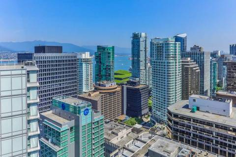 Condo for sale at 1189 Melville St Unit 3403 Vancouver British Columbia - MLS: R2389827