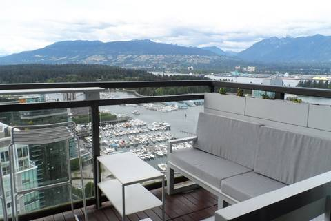 Condo for sale at 1211 Melville St Unit 3403 Vancouver British Columbia - MLS: R2371691