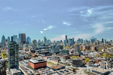 Apartment for rent at 390 Cherry St Unit 3403 Toronto Ontario - MLS: C4495948