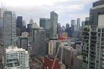 Apartment for rent at 8 Charlotte St Unit 3403 Toronto Ontario - MLS: C4933189
