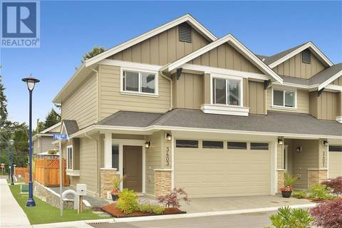 Townhouse for sale at 3403 Fuji Ct Victoria British Columbia - MLS: 413172