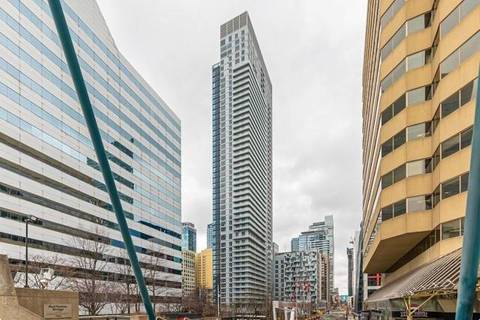 Apartment for rent at 300 Front St Unit 3404 Toronto Ontario - MLS: C4732801