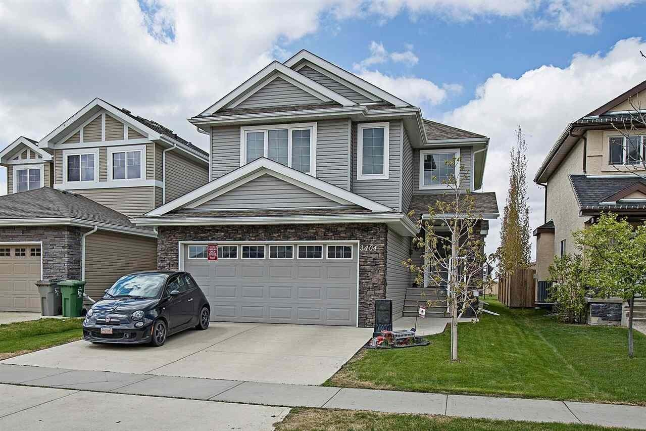 House for sale at 3404 65 St Beaumont Alberta - MLS: E4192328