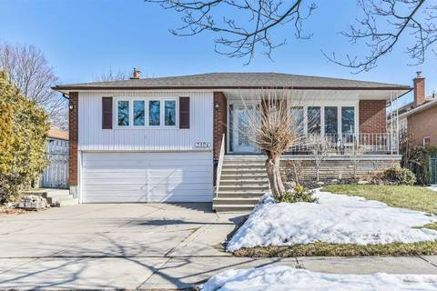 House for sale at 3404 Charmaine Hts Mississauga Ontario - MLS: W4702966