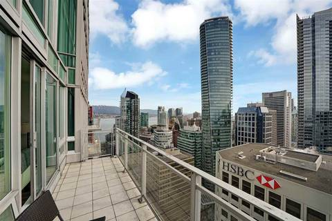 Condo for sale at 1200 Georgia St W Unit 3405 Vancouver British Columbia - MLS: R2437481