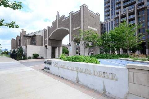 Apartment for rent at 388 Prince Of Wales Dr Unit 3405 Mississauga Ontario - MLS: W4783738