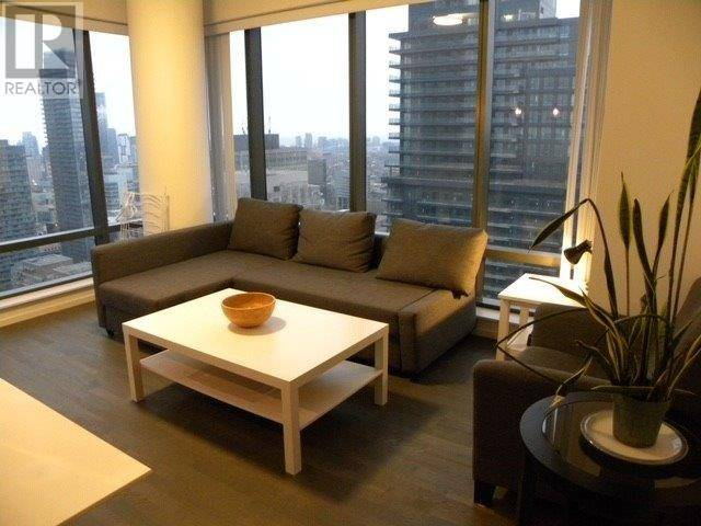 Apartment for rent at 5 St Joseph St Unit 3405 Toronto Ontario - MLS: C4657459