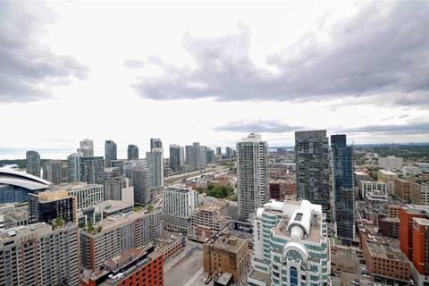 Apartment for rent at 80 John St Unit 3405 Toronto Ontario - MLS: C4644654