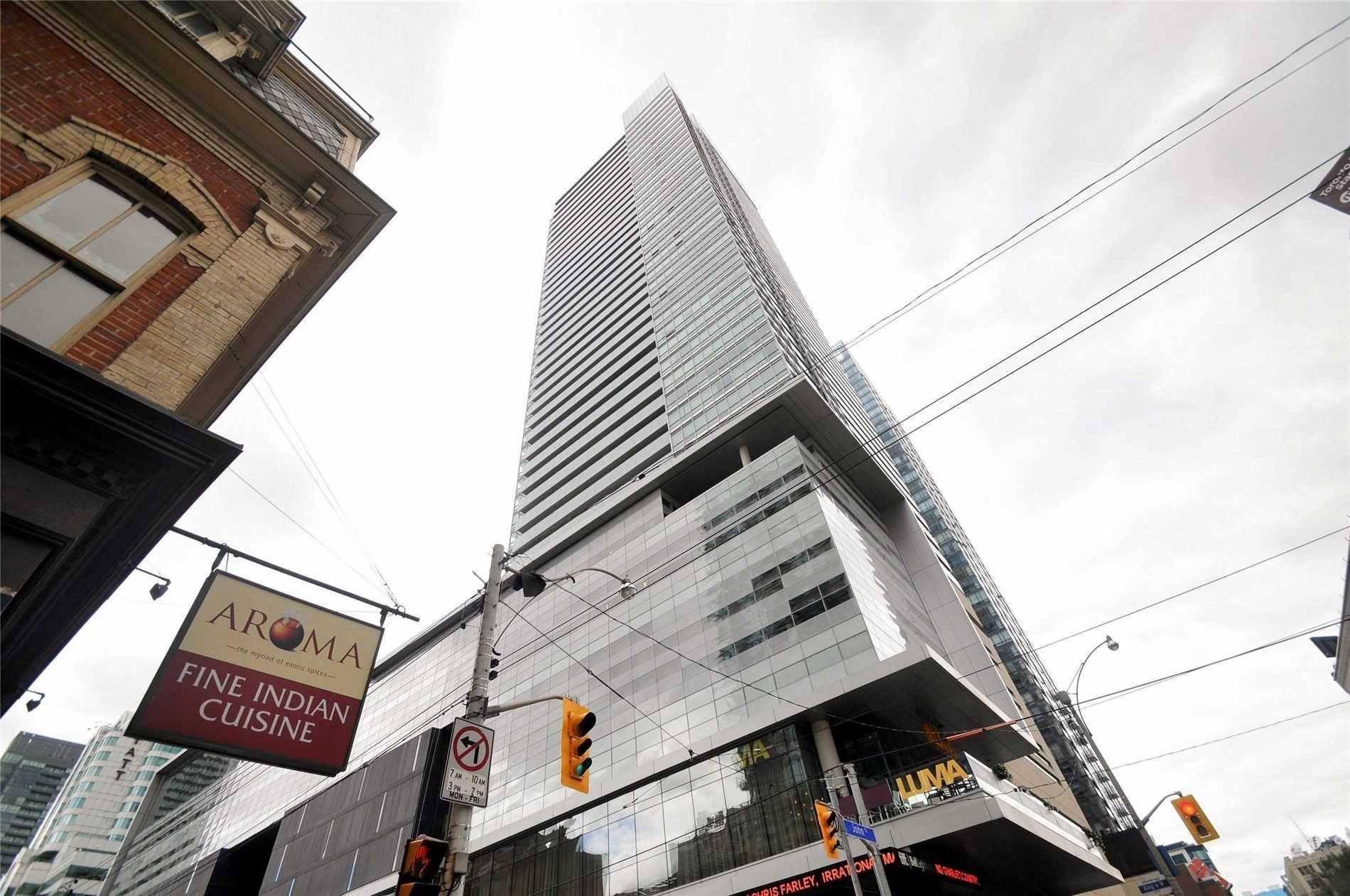 Festival Tower Condos Condos: 80 John Street, Toronto, ON