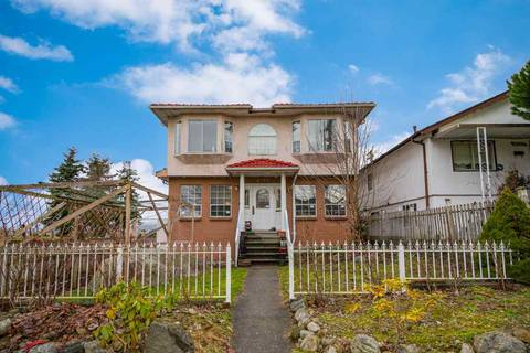 House for sale at 3405 Pender St E Vancouver British Columbia - MLS: R2433939