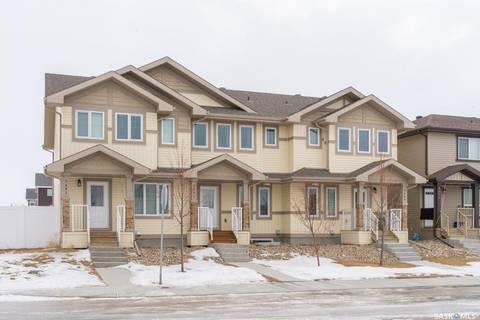 Townhouse for sale at 3405 Green Lavender Dr Regina Saskatchewan - MLS: SK800102