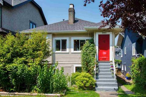 House for sale at 3405 23rd Ave W Vancouver British Columbia - MLS: R2374845