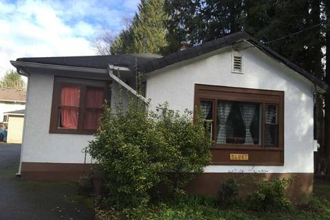 House for sale at 34061 Wavell Ln Abbotsford British Columbia - MLS: R2302841