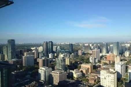 Apartment for rent at 832 Bay St Unit 3407 Toronto Ontario - MLS: C4862535