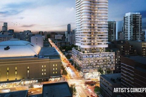 Apartment for rent at 403 Church St Unit 3408 Toronto Ontario - MLS: C4995297