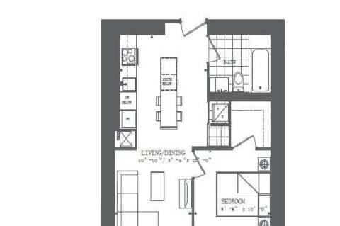 Condo for sale at 88 Harbour St Unit 3408 Toronto Ontario - MLS: C4817268