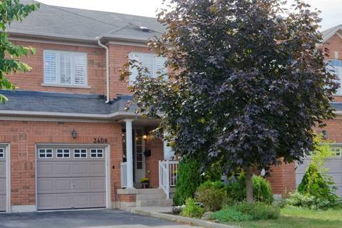 Townhouse for sale at 3408 Angel Pass Dr Mississauga Ontario - MLS: W4573653