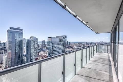 Apartment for rent at 101 Peter St Unit 3409 Toronto Ontario - MLS: C4674135