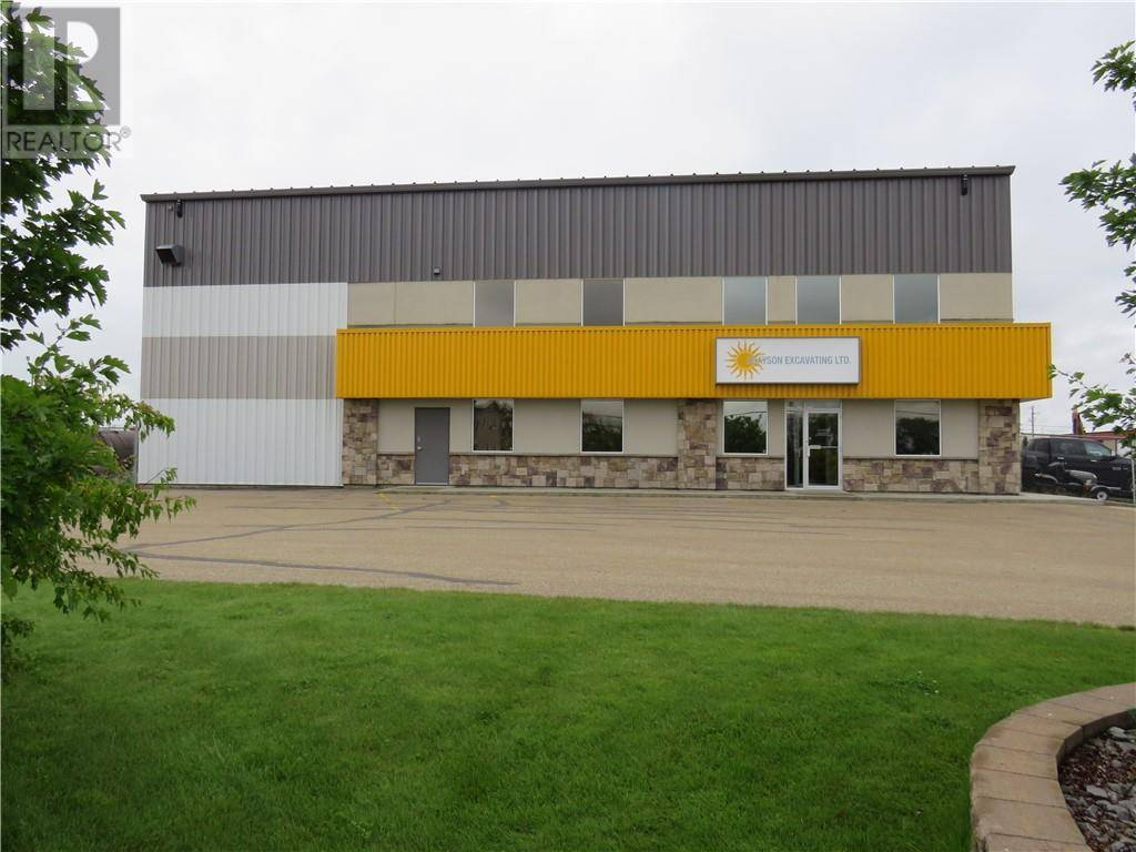 Commercial property for sale at 3409 53 Ave Lacombe Alberta - MLS: ca0175438