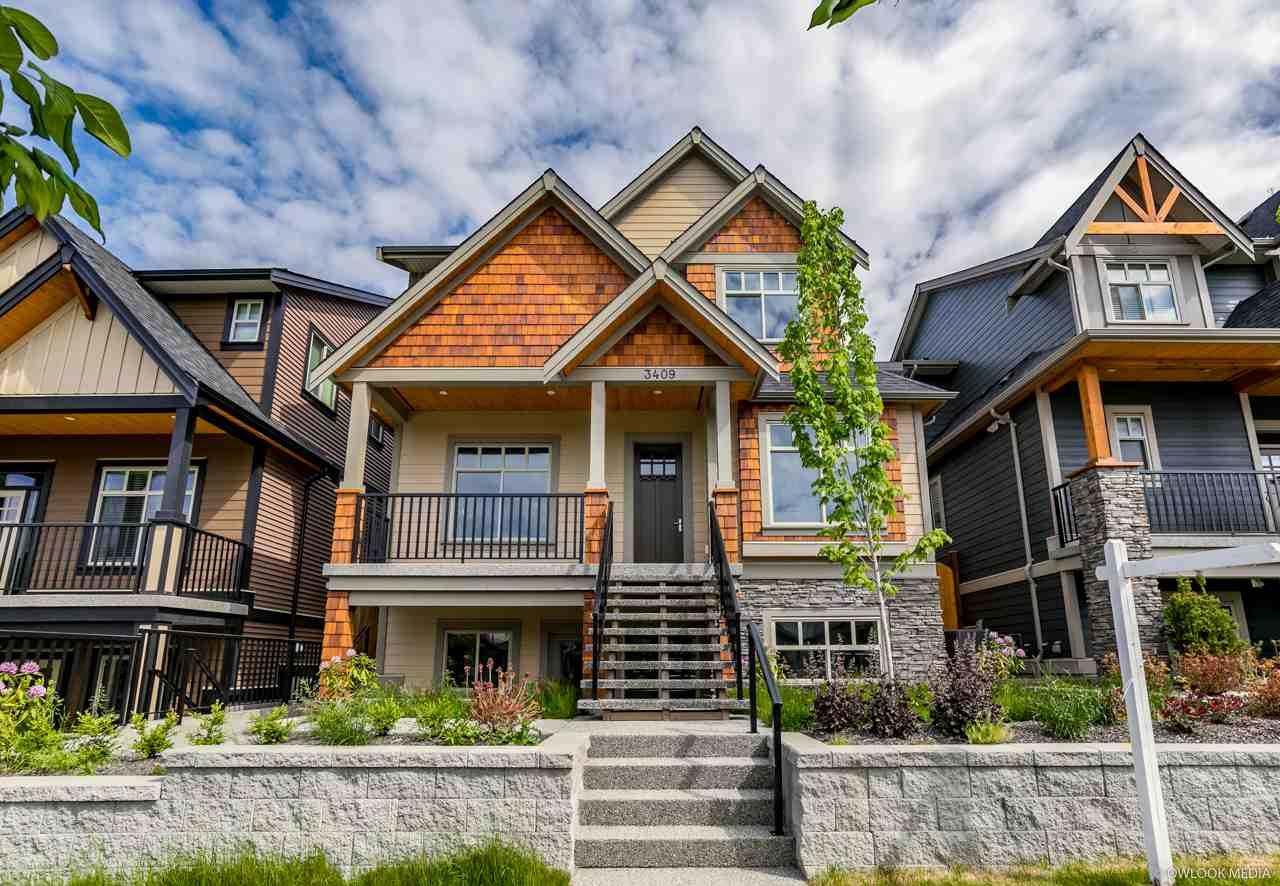 Sold: 3409 Darwin Avenue, Coquitlam, BC