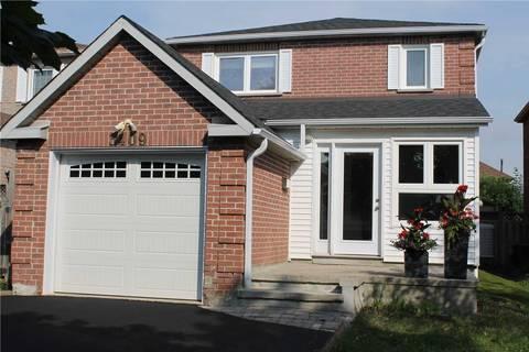 House for sale at 3409 Ingram Rd Mississauga Ontario - MLS: W4617354