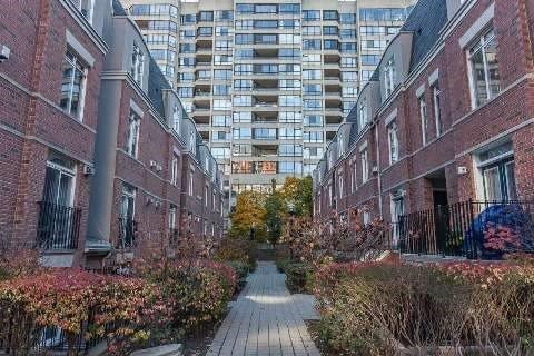 For Rent: 341 - 415 Jarvis Street, Toronto, ON | 2 Bed, 1 Bath Townhouse for $2,500. See 19 photos!