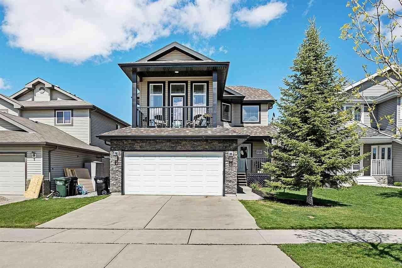 House for sale at 341 Davenport Dr Sherwood Park Alberta - MLS: E4198447