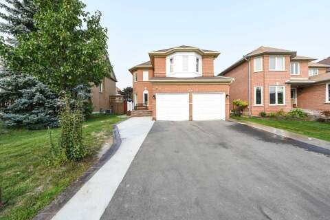 House for sale at 341 Fernforest Dr Brampton Ontario - MLS: W4909186