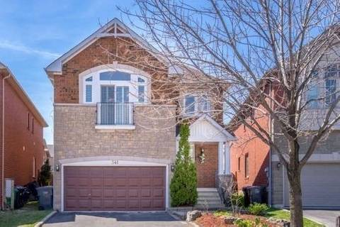 House for sale at 341 Grand Highland Wy Mississauga Ontario - MLS: W4560802
