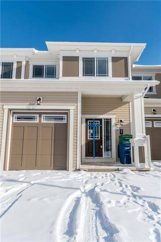 Townhouse for sale at 341 Hillcrest Sq Airdrie Alberta - MLS: C4226707