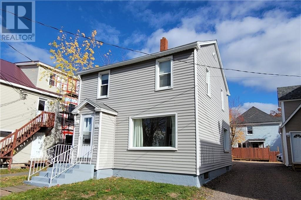 Townhouse for sale at 341 Lutz  Moncton New Brunswick - MLS: M131607