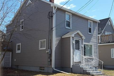 Townhouse for sale at 341 Lutz St Moncton New Brunswick - MLS: M116800
