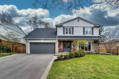 House for sale at 341 Rankin Dr Burlington Ontario - MLS: W4768800