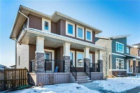 House for sale at 341 Silverado Wy Southwest Calgary Alberta - MLS: C4283271