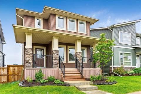 House for sale at 341 Silverado Wy Southwest Calgary Alberta - MLS: C4256545