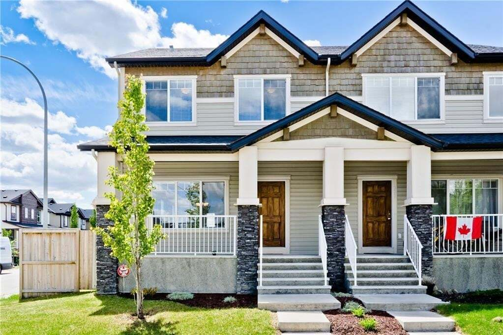 Townhouse for sale at 341 Skyview Ranch Rd NE Skyview Ranch, Calgary Alberta - MLS: C4300530