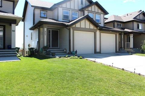 Townhouse for sale at 341 Sunset Common  Cochrane Alberta - MLS: C4242280