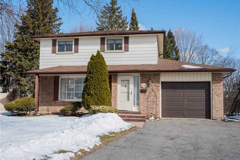 House for sale at 341 Trent Ct Oshawa Ontario - MLS: E4698273