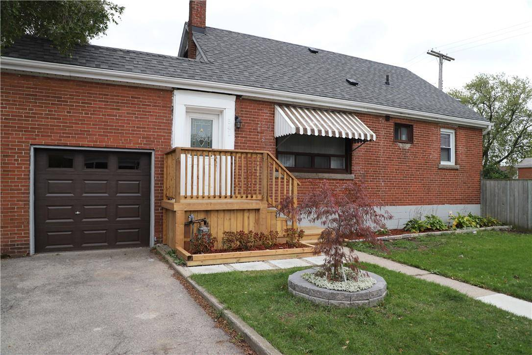 House for sale at 341 Upper Gage Ave Hamilton Ontario - MLS: H4066194
