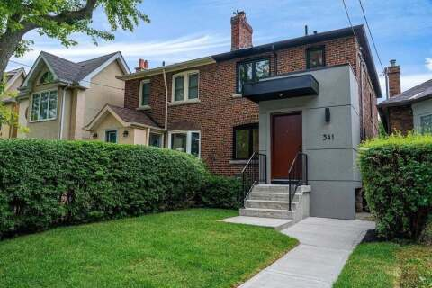 Townhouse for sale at 341 Woburn Ave Toronto Ontario - MLS: C4877513