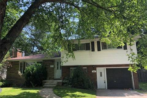 House for sale at 341 Woodworth Dr Hamilton Ontario - MLS: X4388354