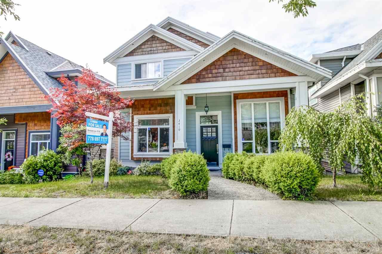 Sold: 3410 Gislason Avenue, Coquitlam, BC