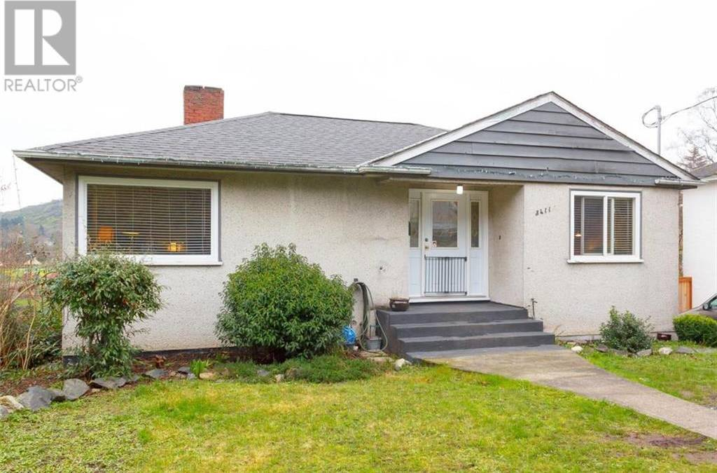 House for sale at 3411 Cedar Hill Rd Victoria British Columbia - MLS: 420979