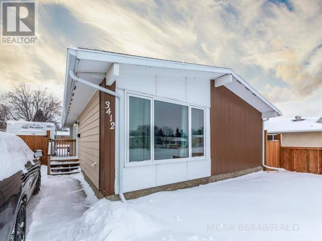 House for sale at 3412 48th Ave Lloydminster East Saskatchewan - MLS: 65846
