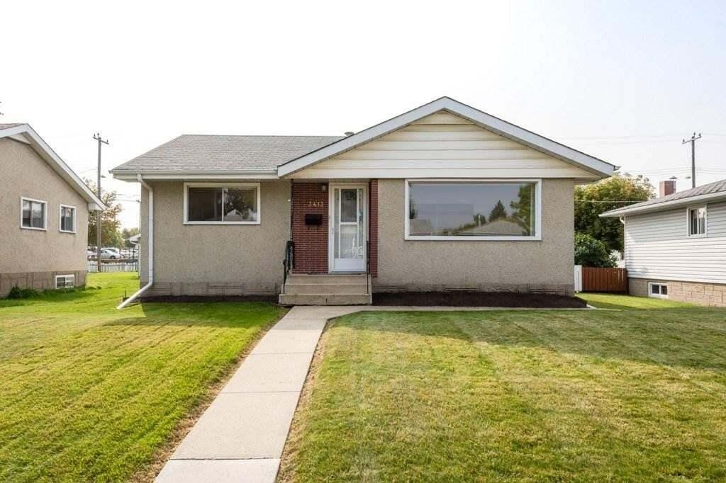 House for sale at 3413 119 Av NW Edmonton Alberta - MLS: E4215115