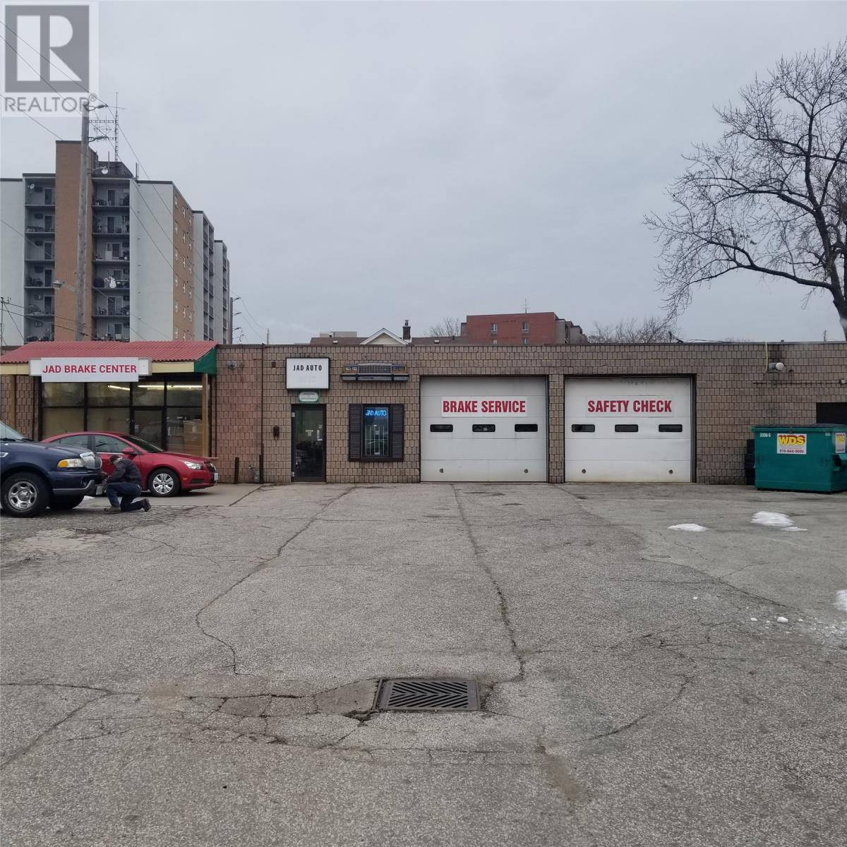 Commercial property for sale at 3414 Wyandotte St East Windsor Ontario - MLS: 20001198