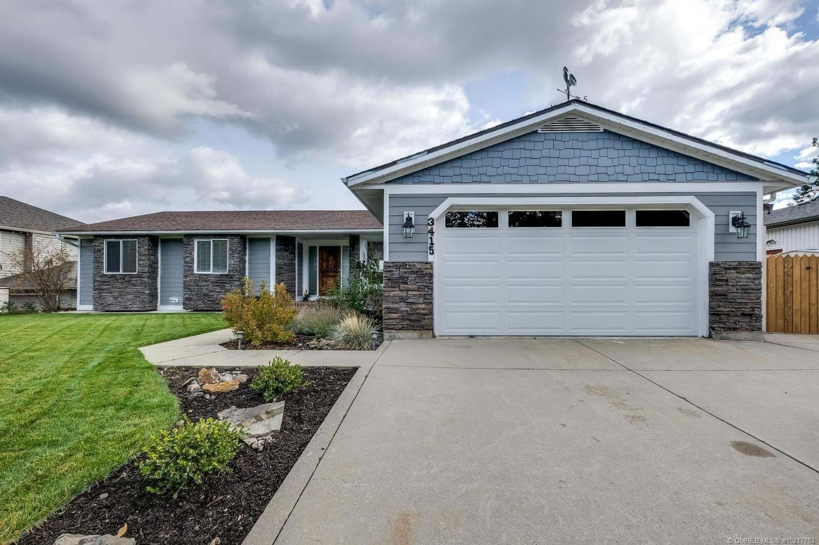 House for sale at 3415 Fairview Ct West Kelowna British Columbia - MLS: 10217783