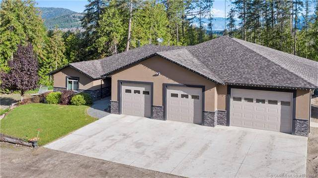 House for sale at 3415 Ford Rd Tappen British Columbia - MLS: 10182884